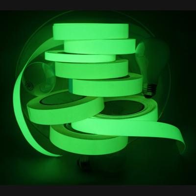 Glow in the dark spinnaker tape