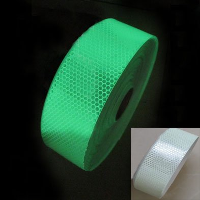 Photoluminous Reflective Vest Tape PVC